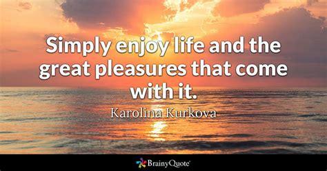 karolina kurkova simply enjoy life   great