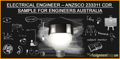 electrical design engineer qualifications electrical engineer anzsco 233311 cdr sle for