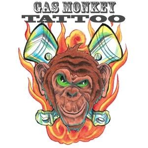 gas monkey tattoo 240 best gas monkey images on gas monkey