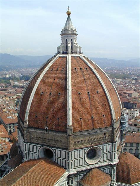 What Is The Cupula Truexcullins Brunelleschi S Dome
