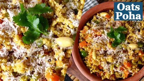 weight management oatmeal oats poha recipe how to make healthy steel cut oatmeal