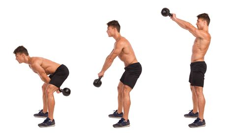 kettlebell swing muscles burn more calories without running 4 great workouts