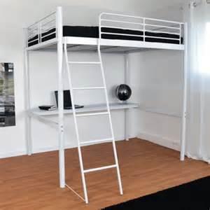 promo lit la de valerie lit mezzanine 140 x 190