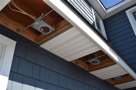 install outdoor garage lights exterior lighting for custom homes on lbi stonehenge