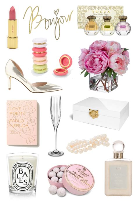 girly presents ideas