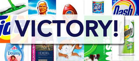 Victory Detox by Move Procter And Gamble To Disclosure Fragrance