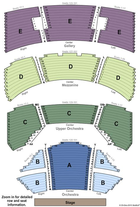 Hobby Center Box Office by Sarofim Hobby Center Seating Chart End Stage Intzone