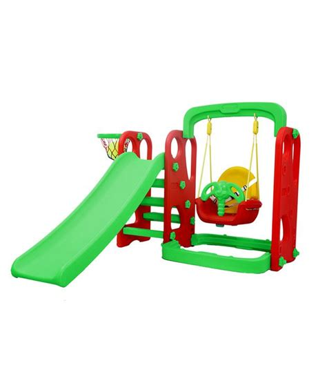 baby swing and slide combo playgro super senior slide and swing combo buy playgro