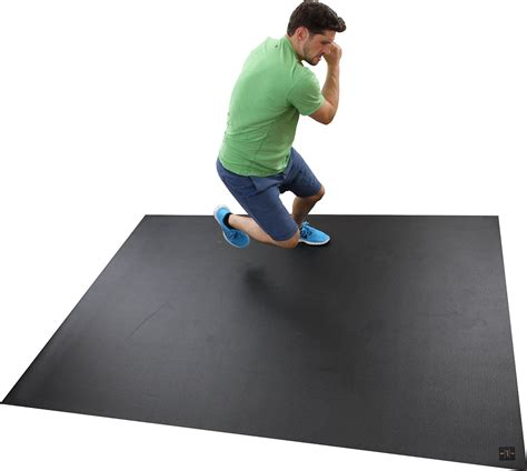Exercise Mat Large by Square36 Square36 Large Exercise Mat 8 X 6