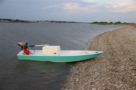 skiff boat small small skiff plans