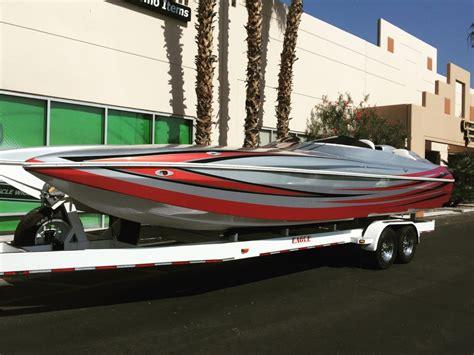 boat paint or wrap metallic boat wrap geckowraps las vegas vehicle wraps