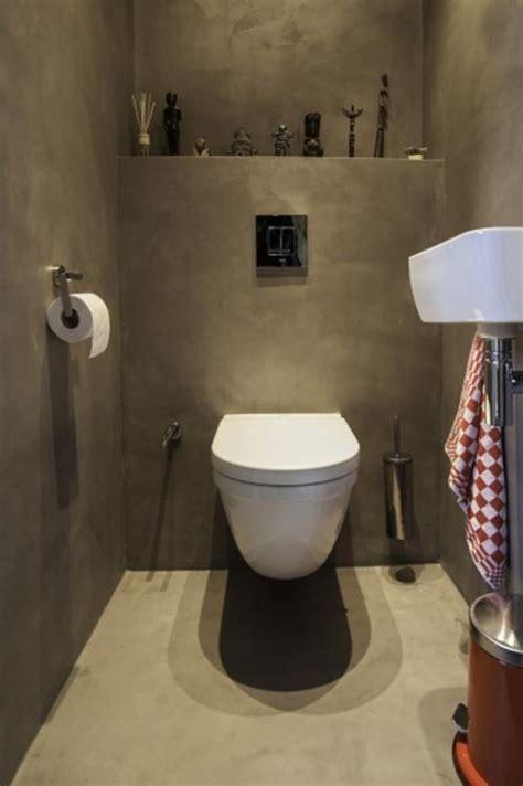 bathroom commodes beton cir 233 in toilet interieur inrichting