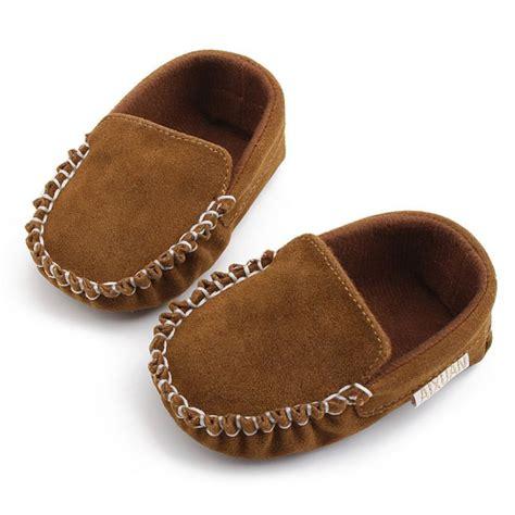 newborn loafers newborn slip on moccasin loafers peas shoe baby kid boy