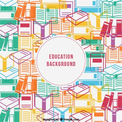 background education education background vector free download