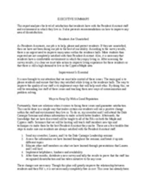 apa format executive summary template pin apa how to cite executive summary on