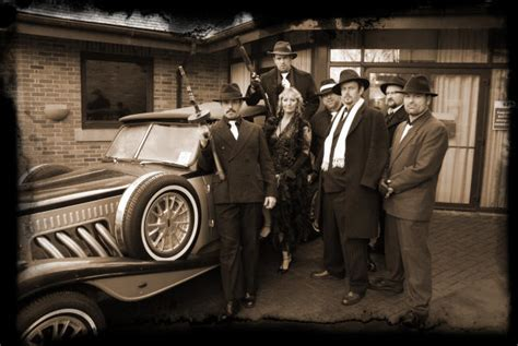 film gangster prohibition gangster themed events gangster and moll themed parties