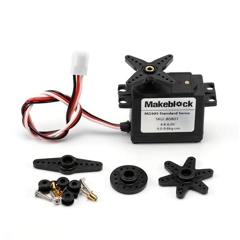 makeblock mg995 servo hub purchase makeblock mg995 standard servo