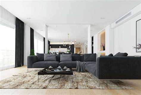 wohnzimmer minimalistisch minimalistisch einrichten moderne wohnzimmer mit