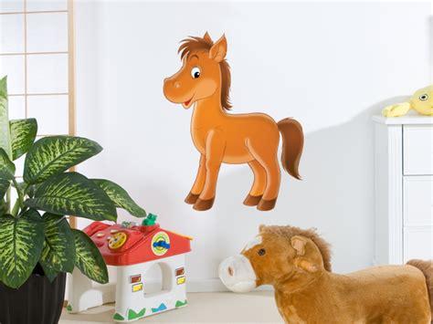 Wandsticker Drucken by Wandsticker Wandaufkleber Pony Bestellen Bei Aufkleber