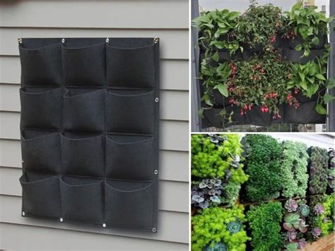 how to make wall garden 17 best ideas about vertical gardens on