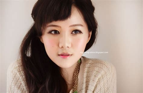 tutorial make up sehari hari ala korea my lovely sister a blog with love tutorial make up