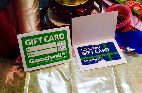 Goodwill Gift Card - gift cards goodwill nne
