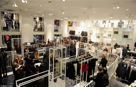 H M Shop by Balmain X H M Collection Launch Causes Chaos In S