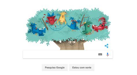 doodle do brasil quando 233 o dia das crian 231 as 201 hoje doodle do