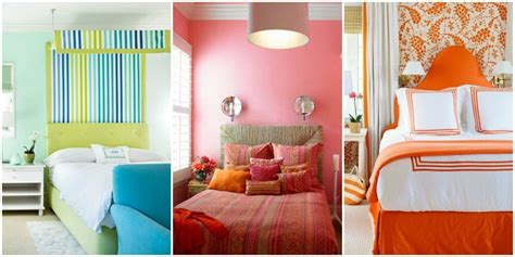 colorful bedrooms best color of bedroom walls at home interior designing