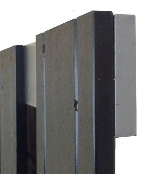Top Line Grey by Norvik Top Line Tuinscherm Antraciet Composiet 180x180cm