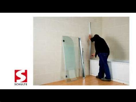 duschstange für badewanne badewanne duschabtrennung ohne bohren das beste aus