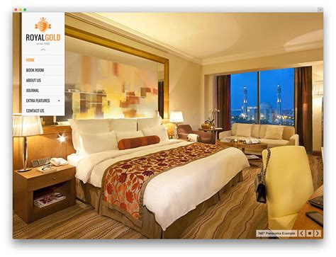 Theme Hotel Full Screen | 50 best wordpress travel themes for blogs hotels and