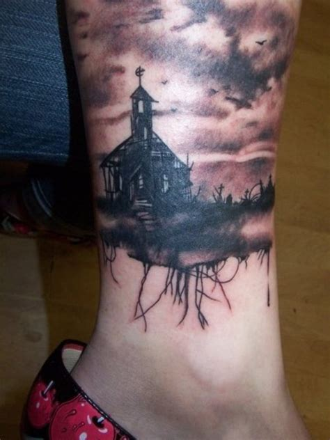 gothic tattoo tattoos by designs meanings and pictures
