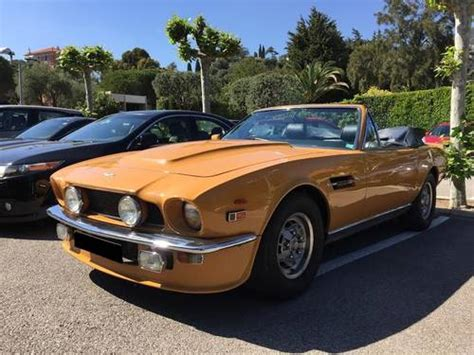 Aston Martin Convertible For Sale by Aston Martin Dbs V8 Convertible For Sale 1978 On Car And