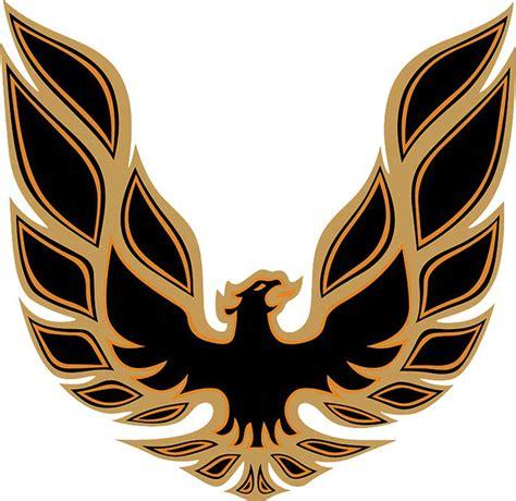 pontiac firebird symbol pontiac firebird parts emblems and decals exterior