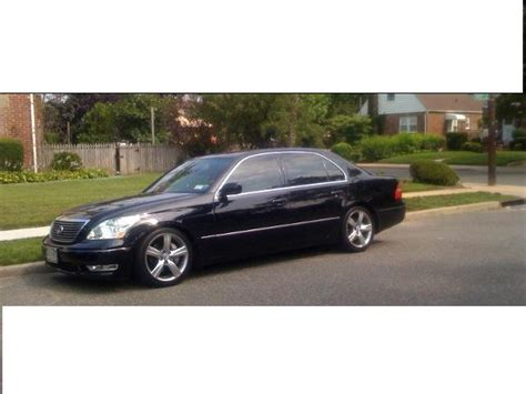 slammed lexus ls430 slammed ls430 anyone pics lexus forums
