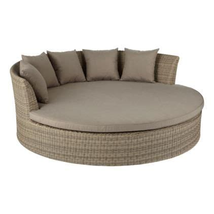 large round sofa 25 best ideas about rattan outdoor furniture on pinterest