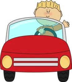 Free car clipart image 692 boy driving a car clipart free clipart