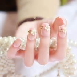 Nail Fashion by 24pcs Set Colorful Nail Fashion Style