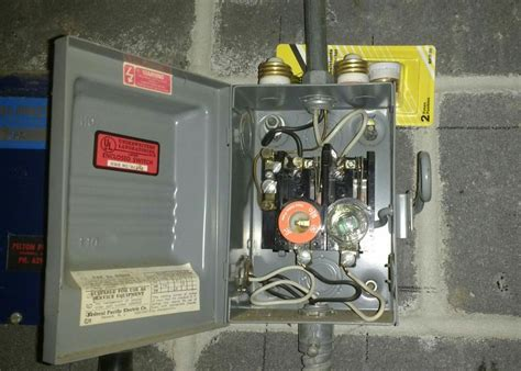 replace  pump fuses  circuit breakers