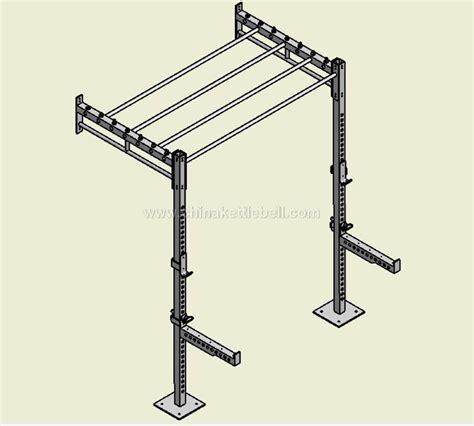 Crossfit Racks by Wall Crossfit Rack Wall Crossfit Rack