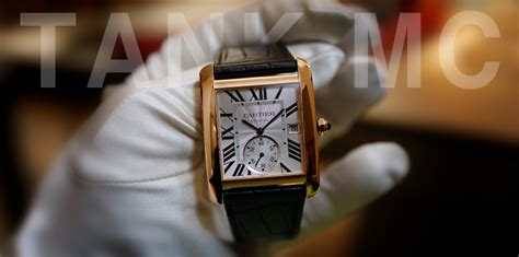 Cartier Revo Black Gold cartier encounter with the tank mc revolution