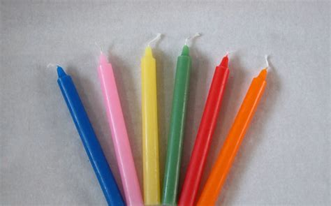 candele color why candles different colors every color