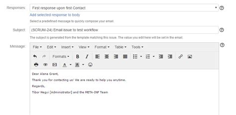 Email This Issue Atlassian Marketplace Issue Resolved Email Template