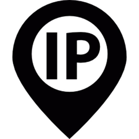 International Ip Address Lookup File Ip Address Icon Png Wikimedia Commons