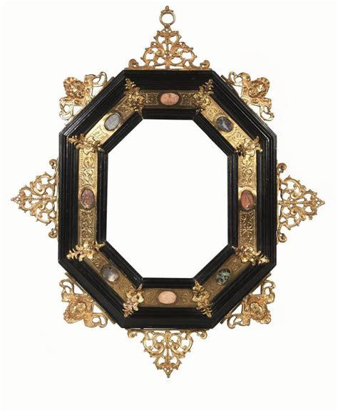 cornici firenze cornice firenze met 195 ƒ 194 sec xix di forma ottagonale in