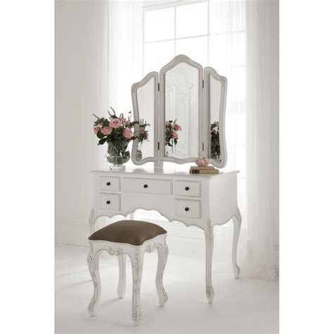 Glass Bedroom Vanity Bedroom Luxurious White Makeup Vanity With Drawers For Bedroom Furniture Decorating Founded