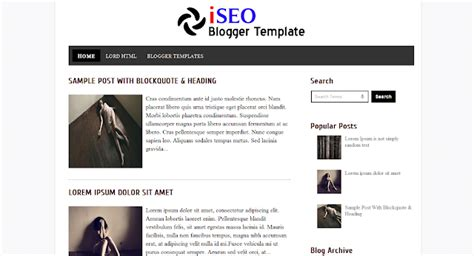 fast loading templates for blogger top 10 fast loading free blogger templates of the year 2013