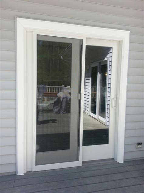 Gliding Patio Door Andersen 400 Series Frenchwood Gliding Patio Door Doormasterstm