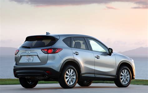 new mazda vehicles 2014 mazda cx 5 gets 185 hp 2 5l i 4 new cars reviews